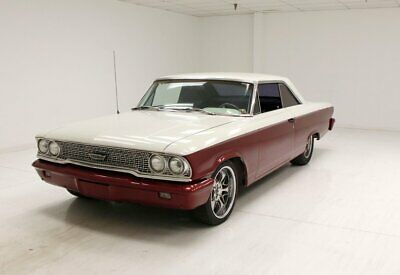 """1963 Ford Galaxie 500  460ci V8 4 Barrel/Two Tone Paint/18"""" Wheels/Awesome Sound System"""