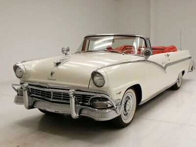1956 Ford Fairlane Sunliner Excellent Paint/Lots of Extra Chrome/Numbers Matching 292ci/Fully Restored