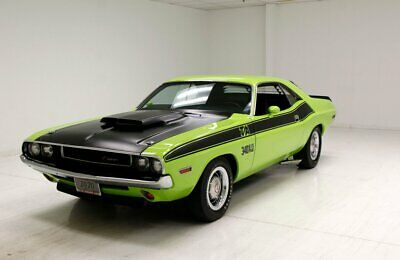 1970 Dodge Challenger T/A  Original Engine and Trans/Broadcast Sheet/In the Registry/Miles Deep Paint