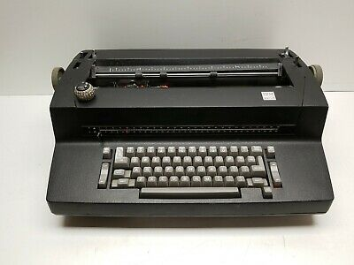 Vintage IBM Correcting Selectric II Electric Typewriter *Tested working*
