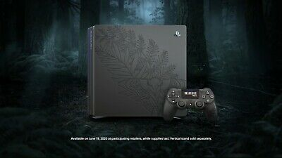 PlayStation 4 Pro 1TB Limited Edition The Last of Us Part 2 - PREORDER