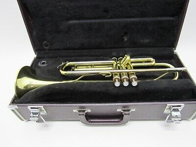 Yamaha YTR-2320 Standard Bb Student Trumpet w/case- Gold Lacquer