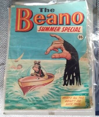 The Beano Summer Special