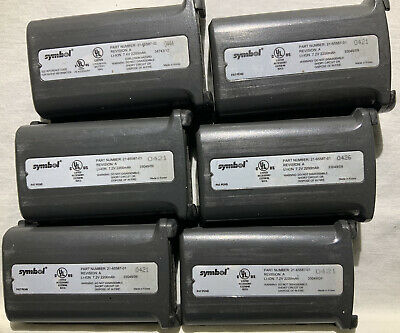 Symbol Bar Code Scanner Batteries