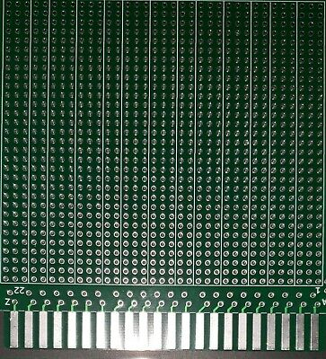 Commodore VIC 20 cartridge prototype board 44-pin 22x2 connector, double side