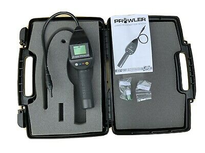 JB Industries LD-5000 Prowler Refrigerant Leak Detector in Case