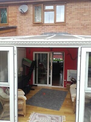 Modplan UPVC Conservatory Dismantled and Ready to collect