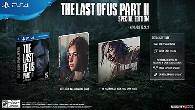 The Last Of Us Part 2 II - Special Edition *PRE-ORDER* 🇨🇦