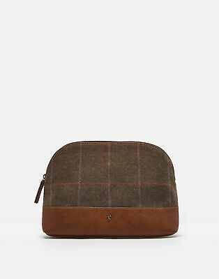 Joules Womens Onboard Large Tweed Travel Bag - HARDY TWEED in One Size