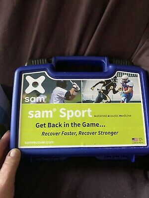 Brand New Sam Sport Ultrasound Machine With Boxes If Pads