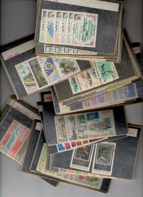 Diverse Worldwide Stamp Sets & Singles in Glassines - No Reserve!