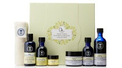 Neal's Yard Mother & Baby Organic Collection
