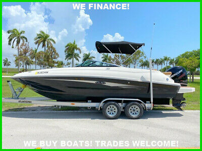 2015 Sea Ray 240 Sundeck Outboard! 60 Hours!