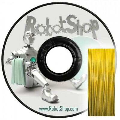 Transparent PLA 250g 1.75mm Filament (With Spool)