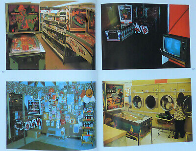 4 Books on Pinball – Includes First Edition Pinball! By Sharpe