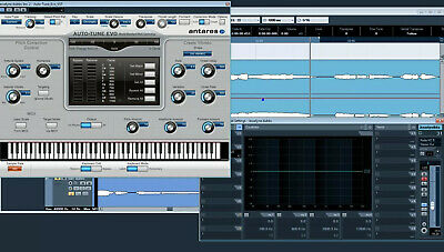 Antares AutoTune Evo VST - Plugin for Mixing Software * Download Link