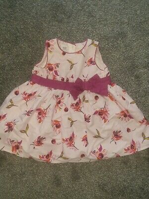 Girls Baby Toddler 9-12month Designer Summer Bundle Ted Baker Next Joules BNWT.