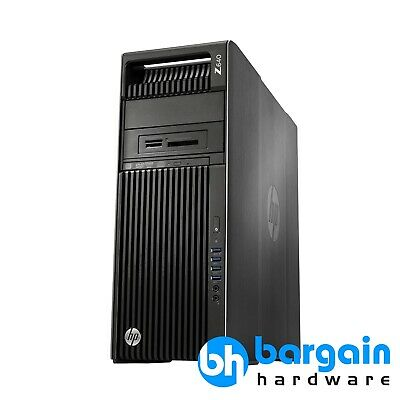 Configure: HP Z640 Xeon 1x Xeon E5-2690 V3 12C 64GB DDR4 RAM Editing Workstation