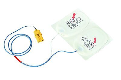 Aed Standard Each Training Pads Cartridge Item Weight 59 Model Illustrated Clear