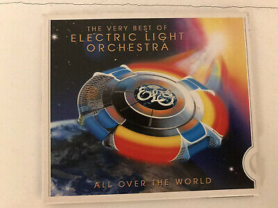 ELO - All Over The World - The very best of Electric Light Orchestra - CD
