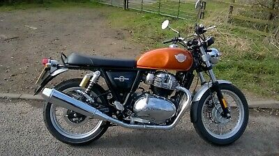 Royal Enfield Interceptor 650 Low Mileage One Owner Full Dealer Service History
