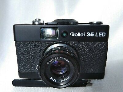 Rollei 35 LED Good Condition Working