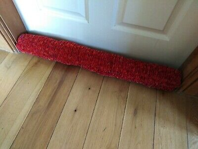 Hand Knitted Draught Excluder