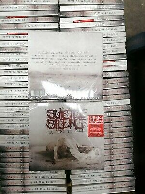 Suicide Silence - No Time To Bleed (Job Lot Wholesale x25) New & Sealed CDs