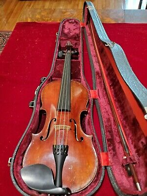 Old Saxon Violin