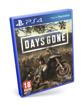 Days Gone (PS4) NEW SEAL