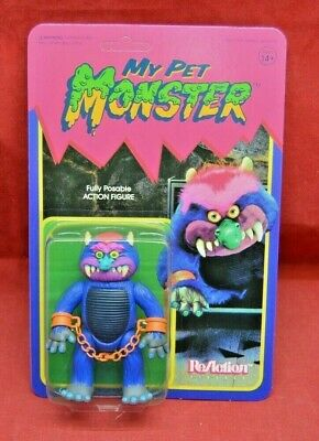 New sealed Unpunched Super7 ReAction My Pet Monster Action Figure