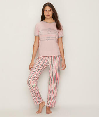 ED Ellen DeGeneres Summer Nights Knit Pajama Set - Women's