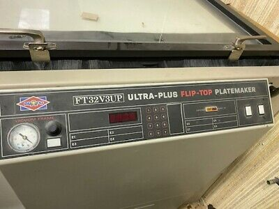 NuArc FT32V3UP Ultra-Plus  Platemaker