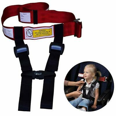 p6 Child Airplane Travel Harness - Safety Restraint System