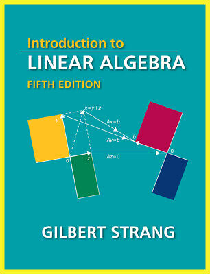 Introduction to Linear Algebra, Fifth Edition (E-B𐌏𐌏K 📩)🥇💻