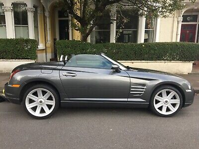 2005 Chrysler Crossfire Convertible best ever colour combination stunning