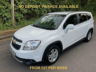 2013 Chevrolet Orlando 1.8 Lt / New Timing Belt / 7 Seats