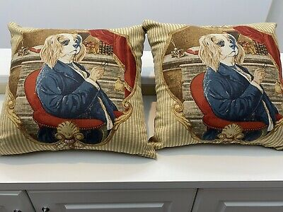 Cavalier King Charles Pillows(2)