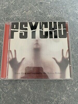 Psycho Movie Soundtrack CD Canada Label - Ships Fast