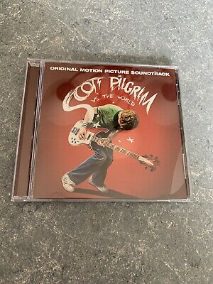 Scott Pilgrim Vs. The World Movie Soundtrack CD Canada Label - Ships Fast