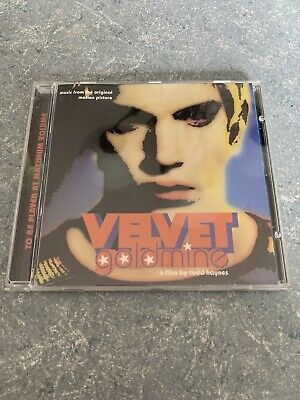Velvet Goldmine Soundtrack CD Canada Label - Ships Fast