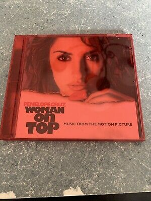 Penelope Cruz Woman On Top Movie Soundtrack CD Canada Label - Ships Fast