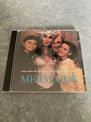 Mermaids Movie Soundtrack CD Canada Label - Ships Fast