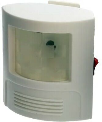 Dummy Fake Motion Sensor with Talking Function - No Wiring Necessary