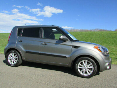 2013 Kia Soul +PLUS-PKG w/POWER-ROOF, AUDIO-PKG, REAR-CAMERA 2013 KIA SOUL +PLUS PKG ONLY 47K Mi, LOADED, SUNROOF, INFINITY SOUND, RR-CAM!