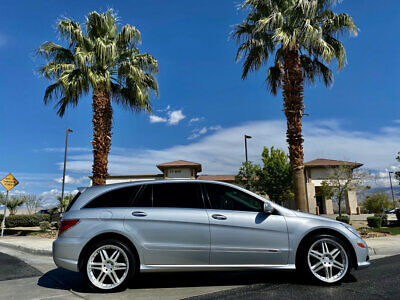 2008 Mercedes-Benz R-Class NO RESERVE 2008 MERCEDES BENZ R350 R CLASS LUXURY SUV SPORT UTILITY AWD SELLING NO RESERVE