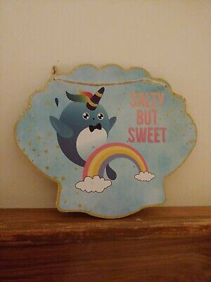 Dolphin/Whale Kids Wall Decor Decoration NEW!