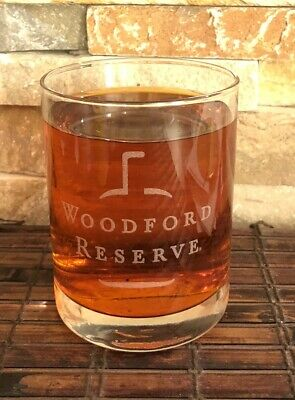 WOODFORD RESERVE Collectible Whiskey Glass