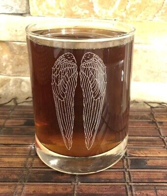 ANGEL'S ENVY CASK STRENGTH BOURBON Collectible Whiskey Glass