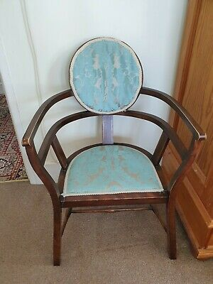 Antique Victorian/Edwardian Bedroom/Hall Chair